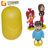 최신 판매 장난감 플라스틱 달걀 껍질 장난감 계란 캡슐 장난감