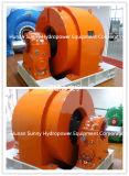 Turbine d'intérieur hydraulique d'hydro-électricité de générateur de turbine de Francis (l'eau)