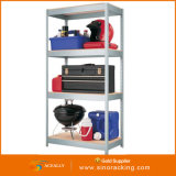 4layer Warehouse Metal Rivet Shelving Rack