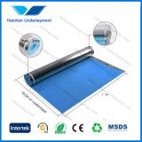 Оптовая изоляция пены восходящего потока теплого воздуха IXPE с серебряной пленкой