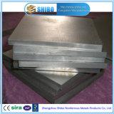 Fabrik-Zubehör-Molybdän-Platte mit hohem Reinheitsgrad 99.95%