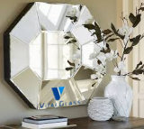 銀かAluminum/Copper Free/Safety/Decoration Glass MirrorおよびMirror Glass