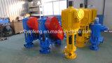 Downhole-Schrauben-Pumpen-wohle Pumpen-horizontale Oberflächen-Antriebsmotor-Kopf 22kw