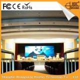 Farbenreiche LED videowand-Innenzeichen der Hight Helligkeits-P4.81