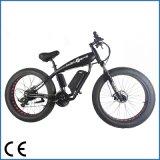 2016脂肪質のタイヤの電気バイク、48V/1000W脂肪質の電気バイク(OKM-1198)