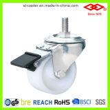 gietmachine van de Schroef van de Wartel van 75mm de Witte Plastic (L106-30C075X32)