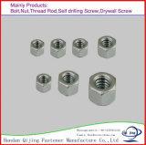 Noix Hex DIN6330 d'acier allié d'approvisionnement d'usine de matériel de dispositif de fixation de Handan