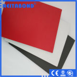 Material decorativo del panel compuesto de aluminio del panel de pared 4m m ACP Acm