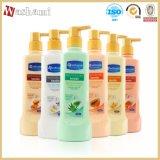 Corps de kératine de crème corporelle d'essence de nature de Washami blanchissant la lotion