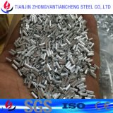 Alluminio del tubo nel buon taglio