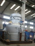 Q345r Reactor de Acero al Carbono con Medio Tubo R006