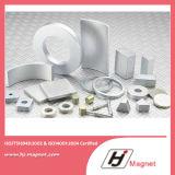 De super Sterke N40 Magneten van NdFeB van de Motor van het Segment van de C van de Boog Permanente