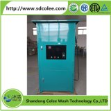 Máquina elétrica de lavagem de carros doméstica