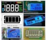 Gráfico ultrabajo LCD de la temperatura de la visualización del LCD