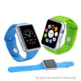 アンドロイドおよびIos (GM18S)のための多彩なBluetoothのスマートな腕時計の電話
