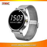 Ios Andriod Smart Phones를 위한 V360 IPS Round Screen Smart Watch