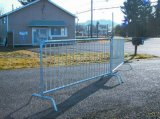 Barriera d'acciaio galvanizzata esterna della strada/barriera traffico pedonale