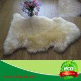Moquette della coperta della pelle di pecora