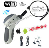 WiFi Connect de Handheld Borescope d'endoscope de Witson Wireless Snake Scope Camera sur l'iPad Android (W3-CMP3813WX) d'iPhone