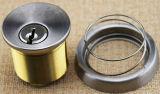 Tür-Verriegelungs-Zylinderschloß, Messingzylinderschloß, Al-35