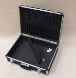 Caisse en aluminium Acem-15 de valise vide en aluminium de cas