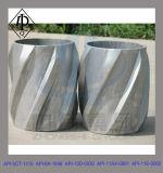 Centralizador rígido do alumínio de molde do API