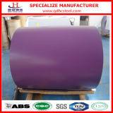 ASTM A653 PPGI impreso bobina de acero cubierto color