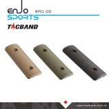 El panel del carril de Tacband Keymod/cubierta - monótono verde oliva de 4 pulgadas