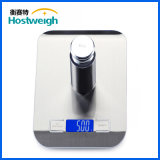 5kg/1g nauwkeurige het Wegen van de Keuken van het Platform van het Roestvrij staal Digitale Schaal