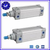 Cilindro pneumatico dell'aria del cilindro standard dell'aria di Qgb Festo di norma ISO