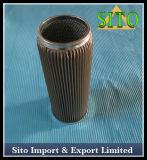 Filtro do cartucho do petróleo do aço inoxidável