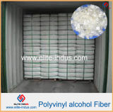 Crack Resistant High Tenacity 6mm Polyvinyl Alcohol Fiber