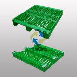 Pálete plástica resistente nova específica do produto 1300*1200 *160 ambiental