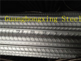 Tondo per cemento armato d'acciaio standard di JIS, tondo per cemento armato deforme