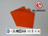 GLOBOND 폴리에스테 알루미늄 합성 위원회 (PE-314 유백색 백색)