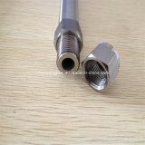 CNCのアルミニウムステンレス鋼の鉄との機械化の部品OEMそして習慣