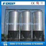 Precio racional del silo del almacenaje de compartimientos del silo del almacenaje del germen del maíz de la estructura
