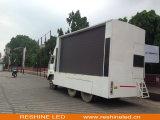 Binnen OpenluchtTrcuk/het Mobiele/LEIDENE van de Aanhangwagen Scherm van de Vertoning/Comité/Teken/VideoMuur