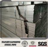 GIの長方形の正方形の鋼鉄管の製造