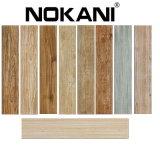 Digital de inyección de tinta de madera Serie grano del suelo de azulejo de cerámica