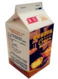 dreieckiger Karton 450g für Backen-Sahne