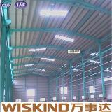 주문을 받아서 만들어진 건물 디자인 산업 지붕 강철 구조물 작업장