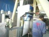 Máquina de embalagem da farinha, escala de empacotamento automática