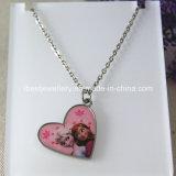 Joyería de imitación - collar pendiente congelado de la perla/collar de Disney