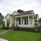 건축 용지를 위한 임시 가벼운 강철 구조물 집