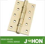 """ドアの鋼鉄ハードウェアの家具のヒンジ(5 """" X3 """"鋼鉄または鉄のハードウェアのアクセサリ)"""