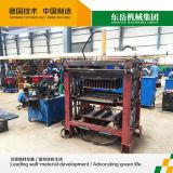 De fabriek verkoopt het Maken van de Baksteen van de Dieselmotor Qt4-30 direct Machine 3840PCS per Verschuiving