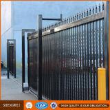 安く旧式な錬鉄の塀デザイン