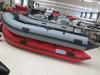 barco inflável do esporte do barco de enfileiramento do barco do PVC de 11.8FT/3.6m com Ce de alumínio do assoalho