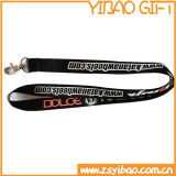 Highquality all'ingrosso Nylon Lanyard con Metal Hook (YB-l-006)